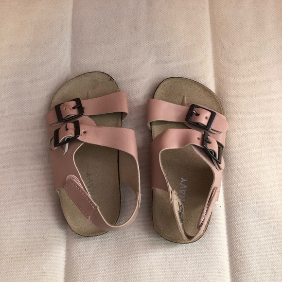 Old Navy Other - Baby girl sandals